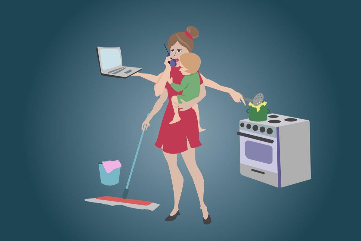 「年収500万円以上世帯」は共働きが5割?共働きママ、5つの苦労エピソード