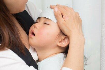 子どもの手足口病後に親が高熱ダウン。治って気が抜けたときに要注意!