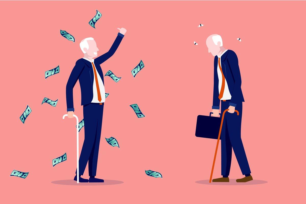 老後収入の格差は解消できる?70代が必要なお金はいくらか