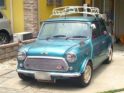 MiniとMINI:いつかまた乗ってみたいと思わせるクルマ