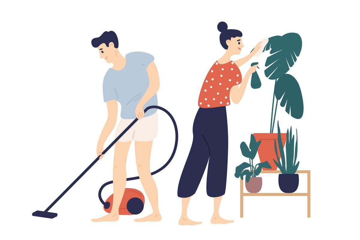 """""""ずぼら掃除""""のスペシャリストに、子育て中の掃除や夫に家事を促すコツを聞く"""