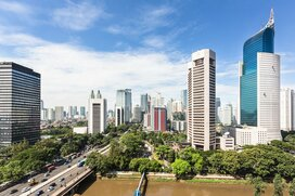アセアン最大の経済国、インドネシアの将来性と課題