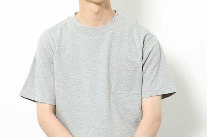 これならグレーのTシャツでも安心? この夏は汗ジミ防止Tシャツをゲットせよ!