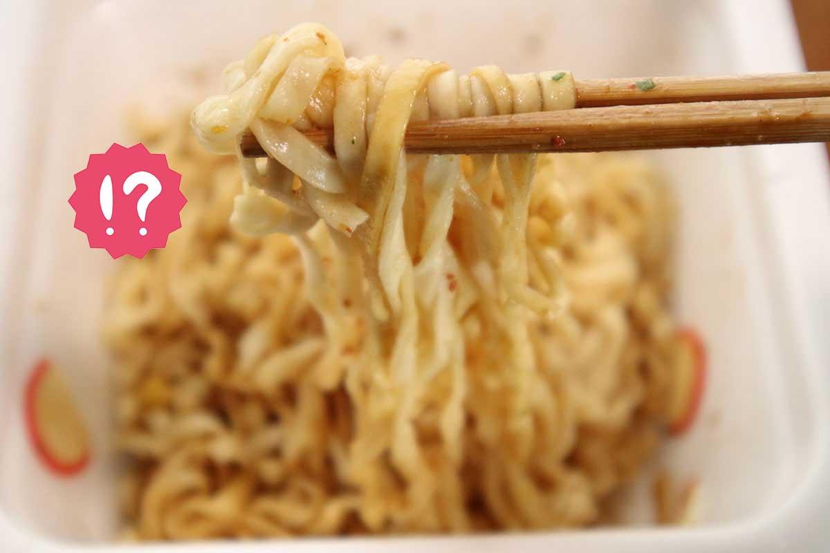 【東洋水産の新作カップ麺】赤いきつねの魂を受け継ぐ、汁なし「焼きうどん」、美味しいの?実食レビュー