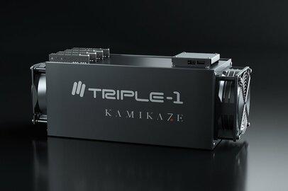 TRIPLE-1がマイニング用ASICの消費電力半減に成功