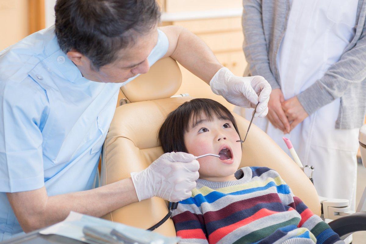 血まみれ事件勃発!幼児の虫歯治療の難しさを痛感したエピソード