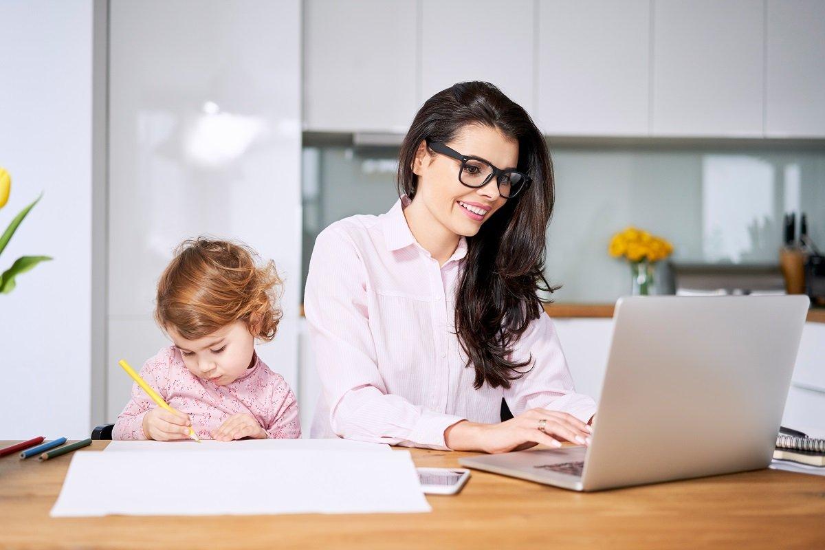 リモートワークで世帯収入を上げる! 子育てママにもチャンスあり