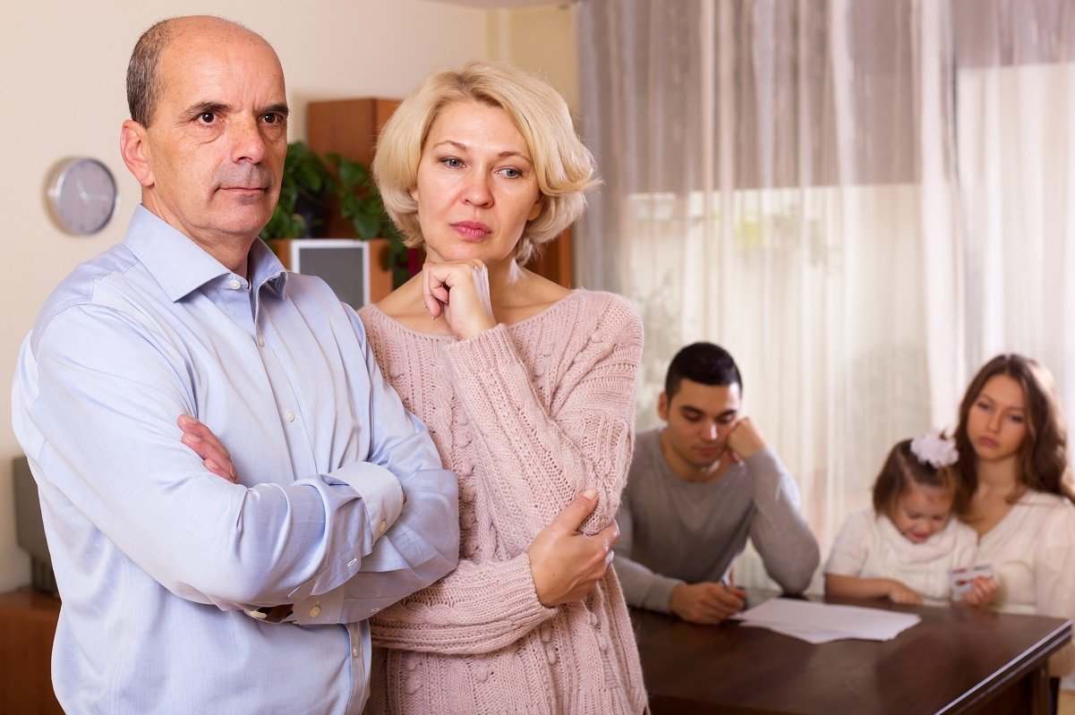 子育てに口出しする義両親に「そこまで言われる筋合いはない!」 ストレスを軽くできる?