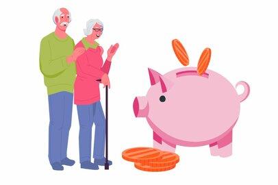 60代以上の無職世帯「貯蓄はコレで足りるのか」