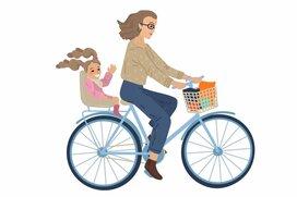 車を運転しないママたちを助ける「自転車の活用」と「マナー」
