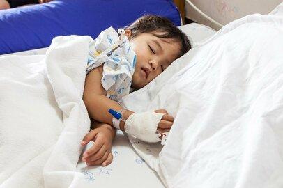 子どもの入院に付き添って気付いた、小学校低学年と幼稚園児の差