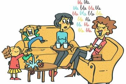 コロナ不況もどこ吹く風の「ハイスペ自慢ママ」に抱く幼稚園ママ3人の声
