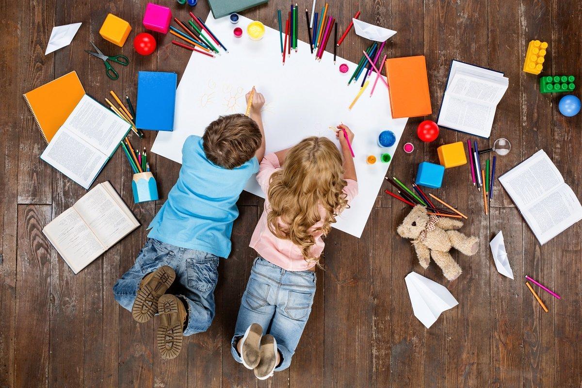 休校中、園児~小学生の子どもと一緒に「遊びながら学べる方法」6つ