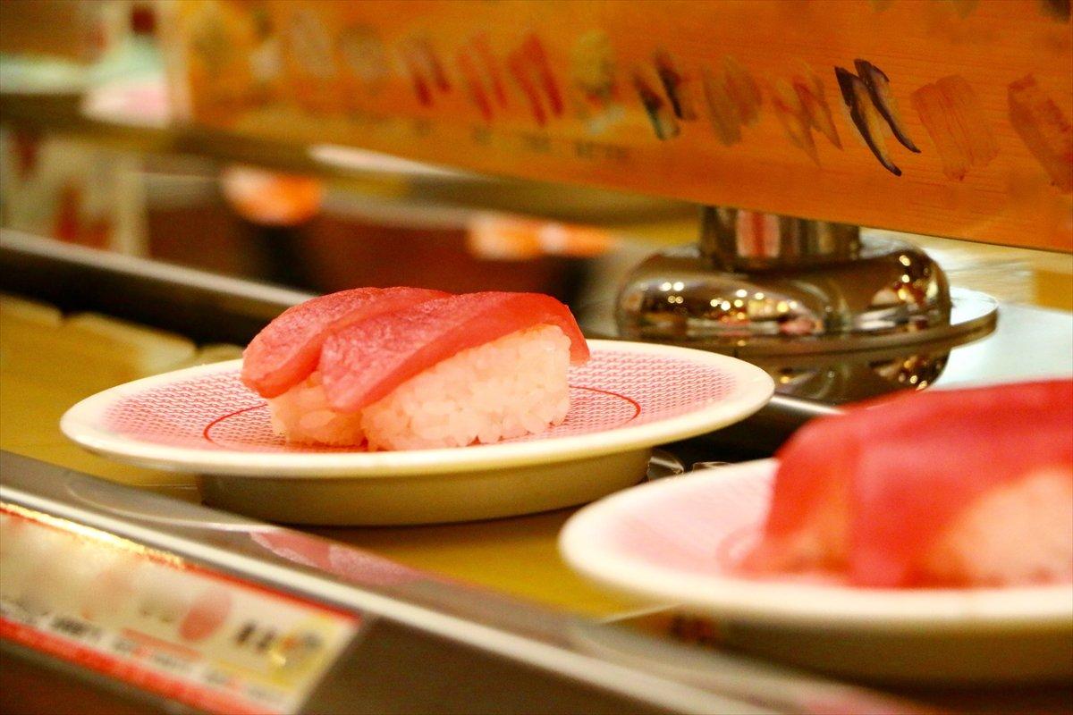 回転寿司、実はみんな「回っている寿司」を取ってない!?