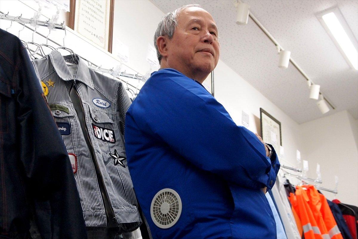 年130万着を売る「空調服」開発者の市ヶ谷弘司さんに聞くヒットの裏側