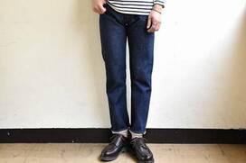 年始はジーンズの買い換え時? じっくり穿き込める濃紺デニム集めました!