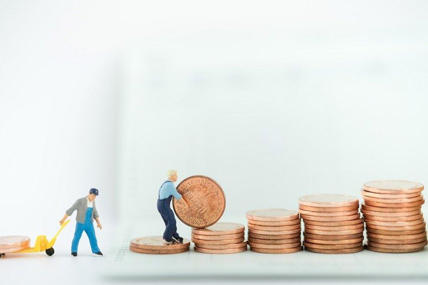 確定拠出年金で戻ってくる税金は投資へ回そう