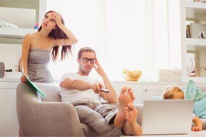 負担とストレスが倍増「夫の育児休暇取得なんていらない!」と叫ぶ妻たち