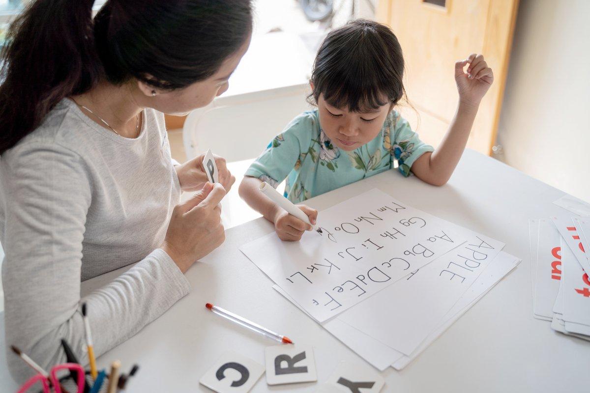幼い我が子の家庭学習にイライラ! 私って親失格?