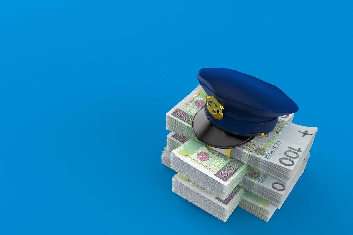 【公務員の退職金】警察官は2000万円!貯金の方法も