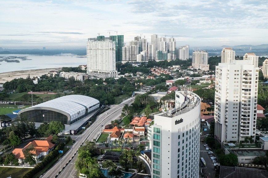 5年前の海外不動産ブームが廃墟コンドミニアムに-マレーシア・ジョホールバル