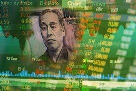 レンジ・ブレイク? 円高・ドル安の背景には米長期金利の低下も