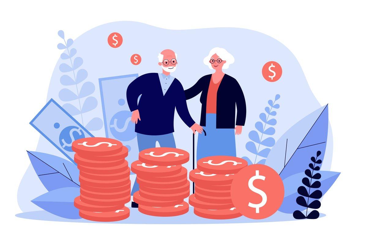 定年退職前の50代「100歳までのお金」いくら必要か