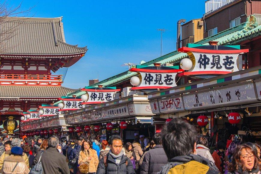 なぜ大阪で維新は強いのか〜浅草仲見世商店街の家賃問題から考える