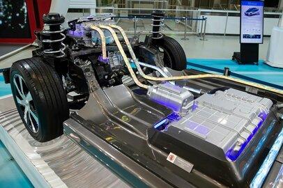 電気自動車もさようなら。未来のモビリティ・水素燃料電池車が走る