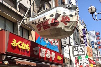 閉店する大阪道頓堀「づぼらや」前の公示地価は全国トップレベルの高騰を続けていた