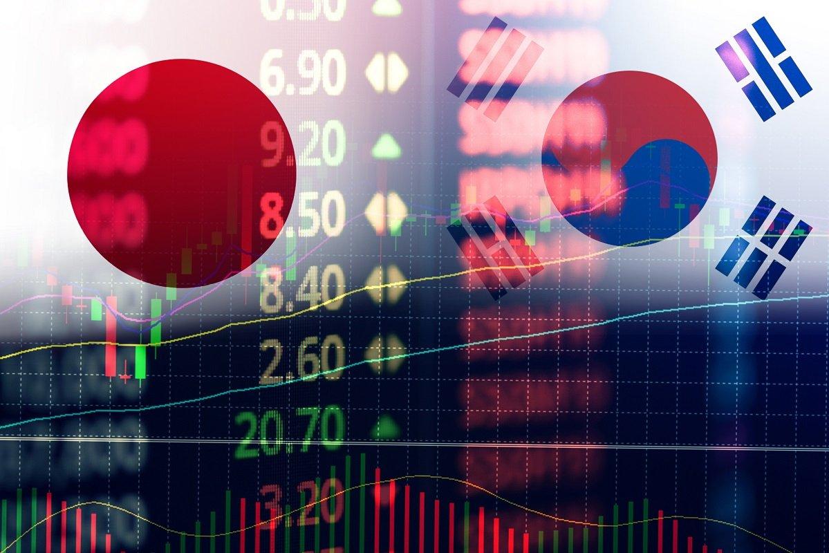韓国株のパフォーマンスが日本株を大きく上回っているワケ