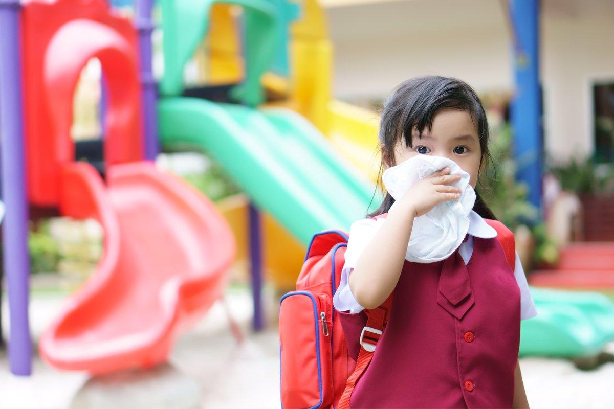 幼稚園で感染症が蔓延!子ども園は学級閉鎖になりにくい?