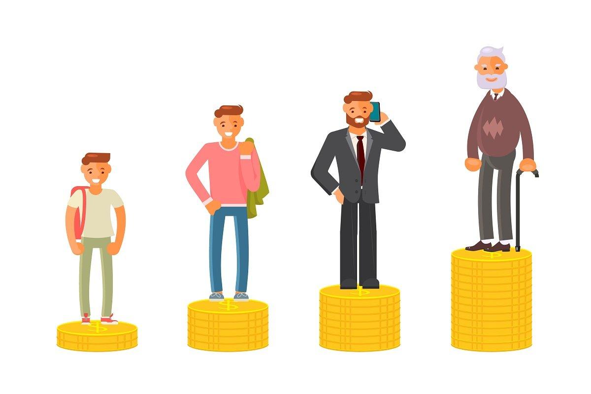 【老後資金】何十年も先の必要額を想定する方法とその問題点