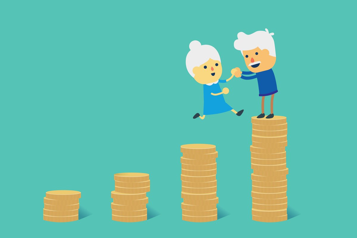還暦の平均貯蓄額は3,000万円。44歳の私が、「還暦までにできる5つのこと」