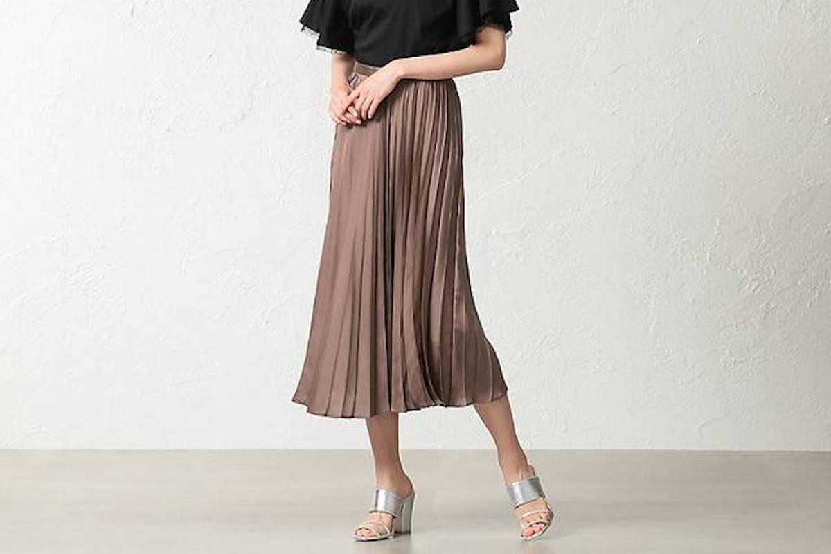 まずは色から衣替え。季節感を先取る「秋っぽスカート」7選