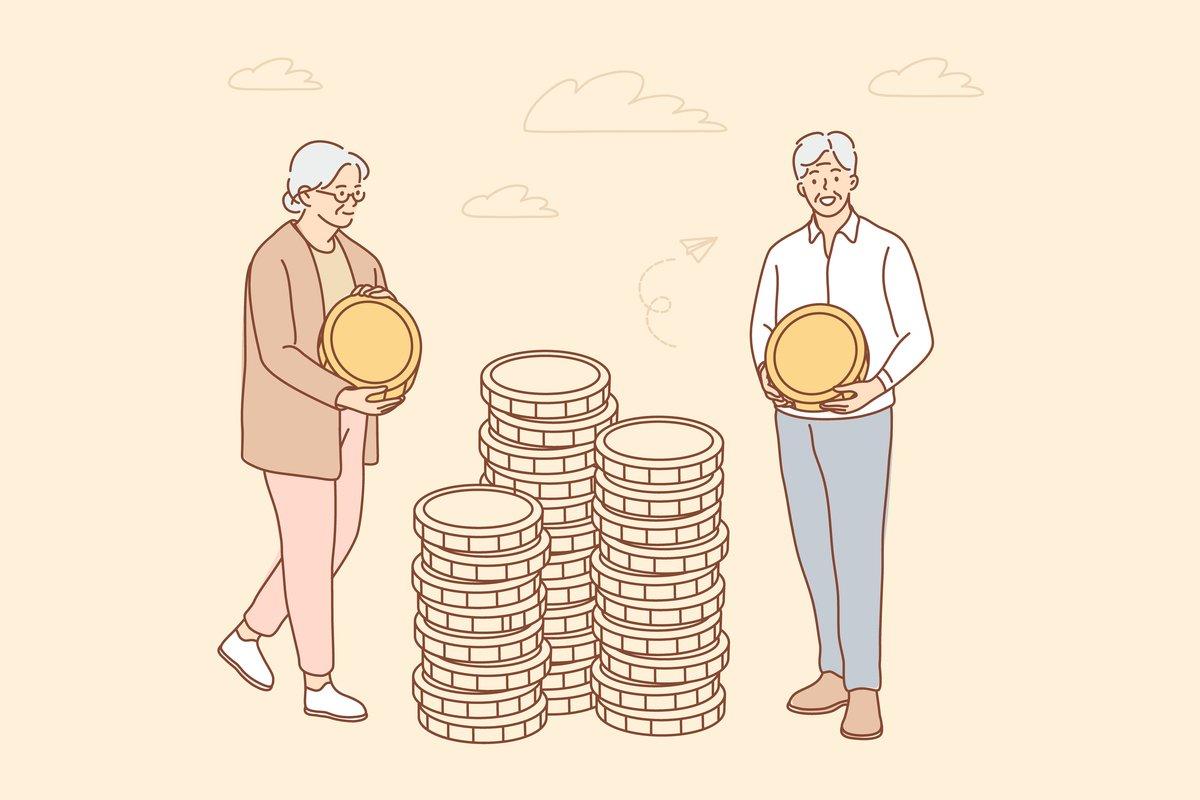 公務員と会社員、退職金はどのくらい違うのか?