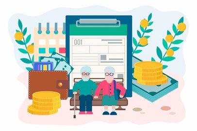60代の貯蓄に格差が!知らないと損する社会保険とは?