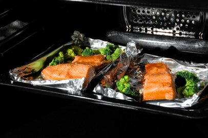 魚グリル掃除にサヨナラ!カインズ「1280円ほったらかし調理」楽ちんプレート