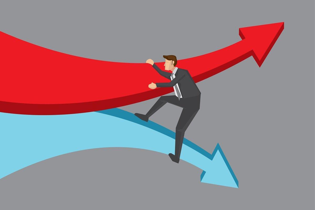 「米国株が下がると日本株も下がる」は本当か。相関係数はどのくらい?