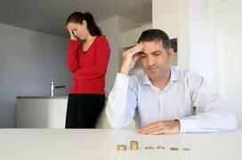 離婚率が高いのは結婚何年目?原因のひとつである「お金」に苦労する夫とは