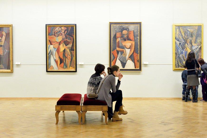 問い合わせ急増の美術品投資とは何か?