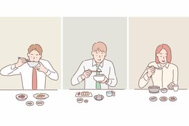 「朝食」を抜いている人は、どれくらいいるのか