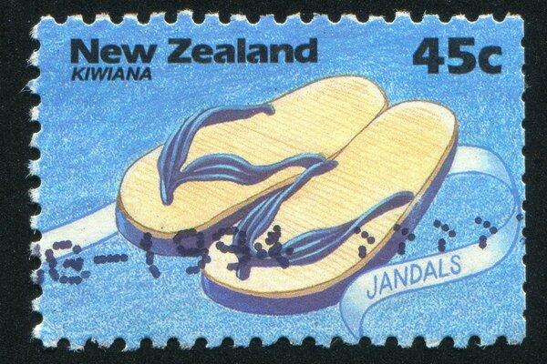 日本文化がニュージーランドの必需品になった「ジャンダル」の由来