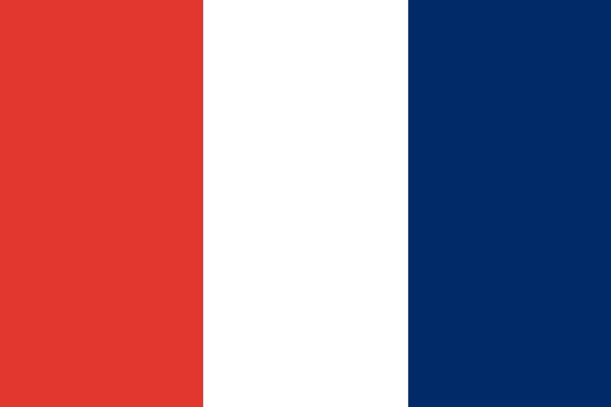 このフランスの国旗、どこが「まちがい」かわかりますか?
