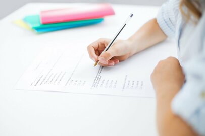 漢字テストの前に答えを配布! 高得点を取れて当たり前…それでいいの?