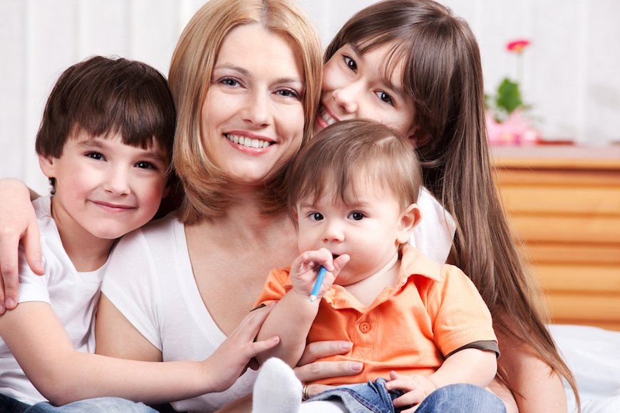 子ども3人以上のママの子育てが、2人育児のママと違うのはどこ?