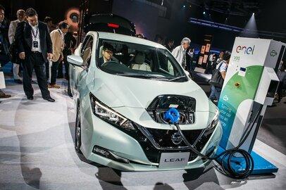 EVの先頭を走る日産、中国市場に1兆円の大型投資で抜け出す