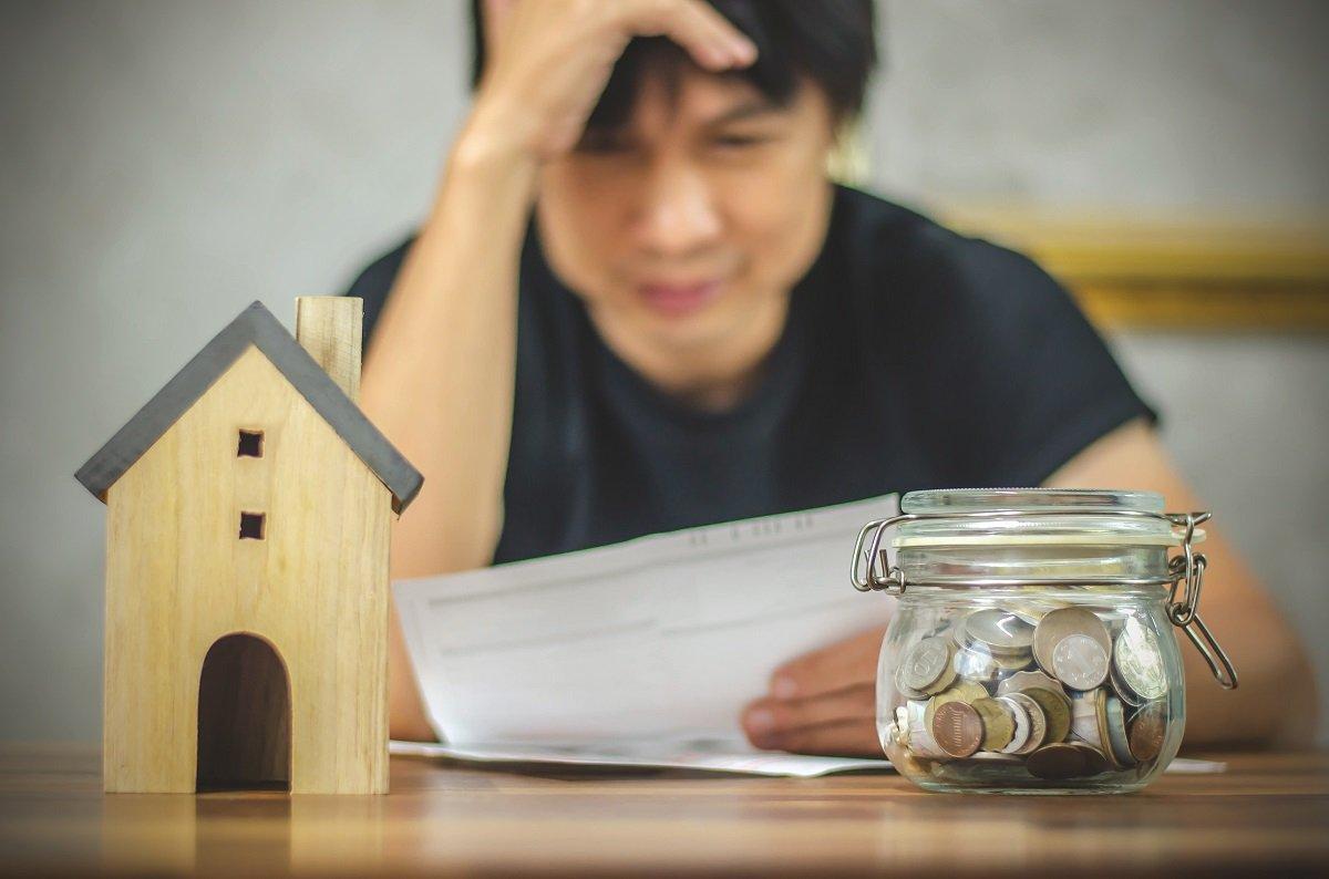 「住宅ローン破綻」増加の背景〜気がついたら自宅の評価額が大幅下落していることも