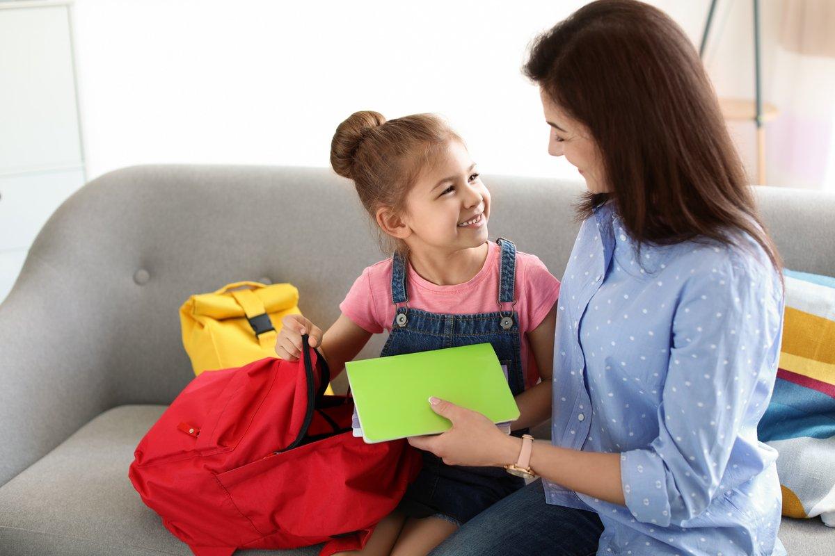 目指せ「忘れ物ゼロ」!通学・通園グッズの収納と管理のコツ5選