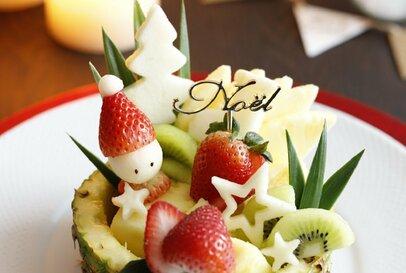 クリスマスはケーキより「フルーツ」?今、「フルーツスタイリング」が人気のワケ